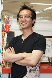 『PSO2』プロデューサー 酒井 智史